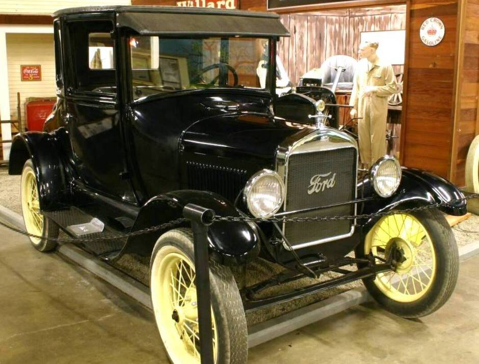 Ford T 1926 photo - 3