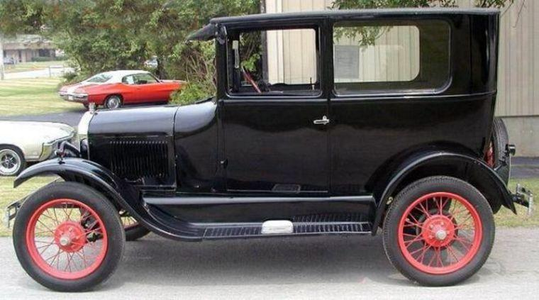 Ford T 1926 photo - 4