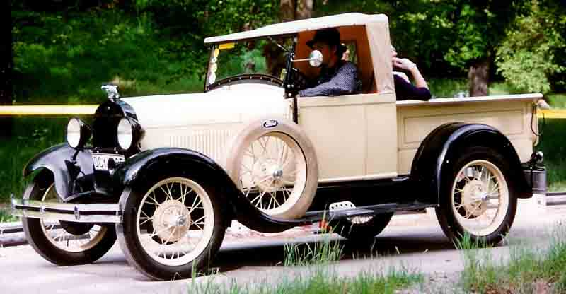 Ford T 1928 photo - 2