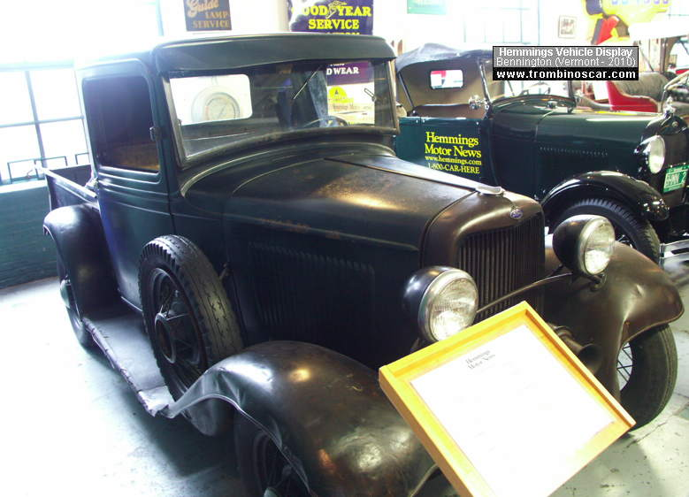 Ford T 1932 photo - 10