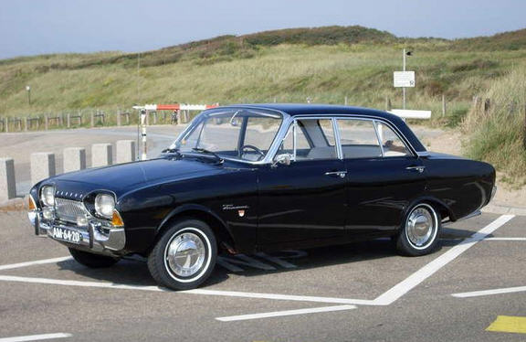 Ford Taunus 1961 photo - 2