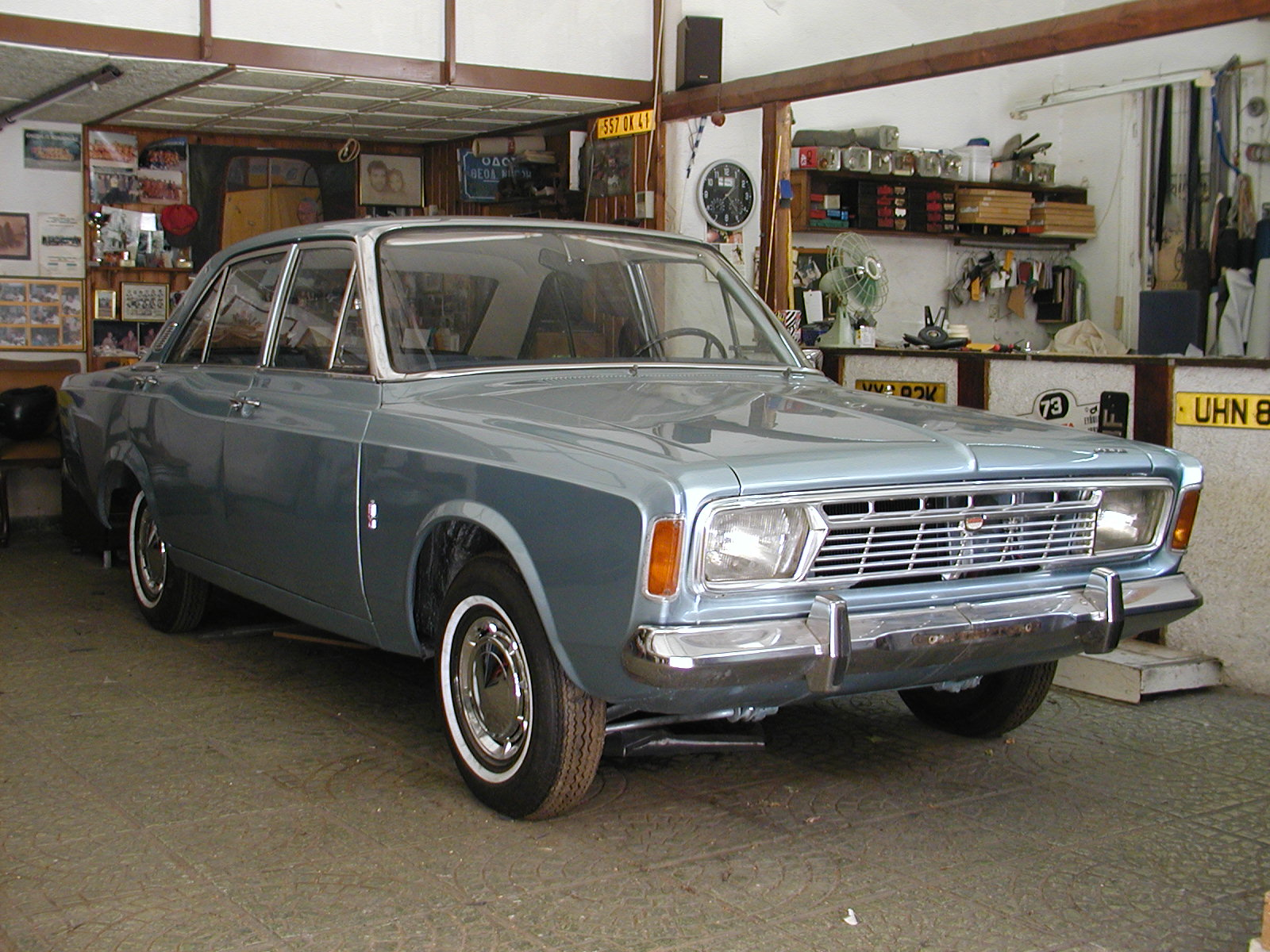 Ford Taunus 1961 photo - 6