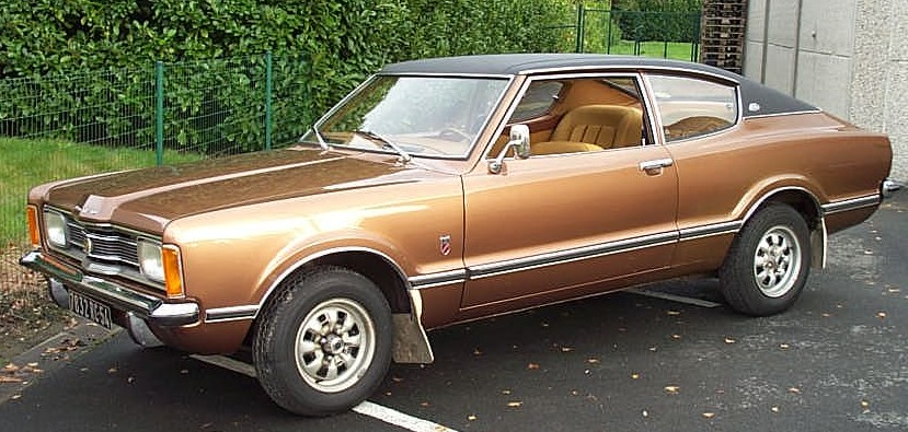 Ford Taunus 1970 photo - 3