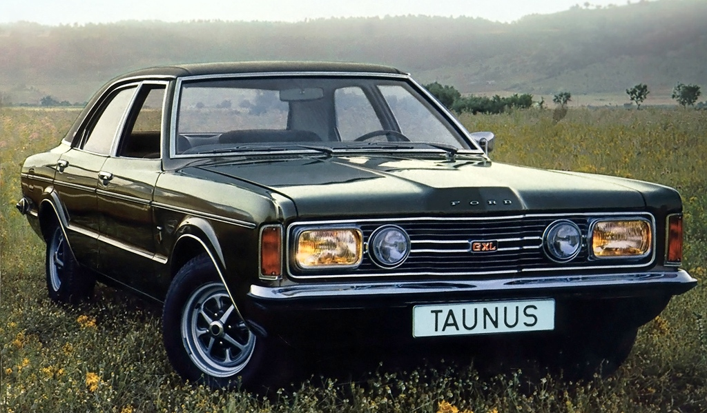 Ford Taunus 1970 photo - 4