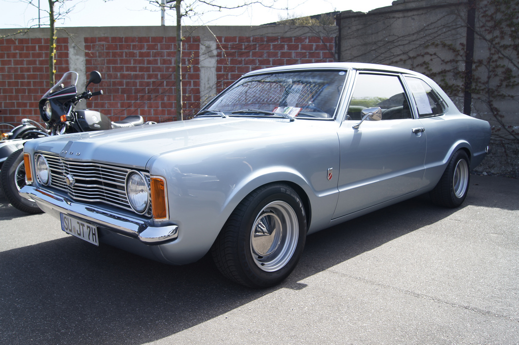 Ford taunus 1972 photo - 1
