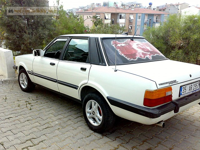 Ford Taunus 1988 photo - 2
