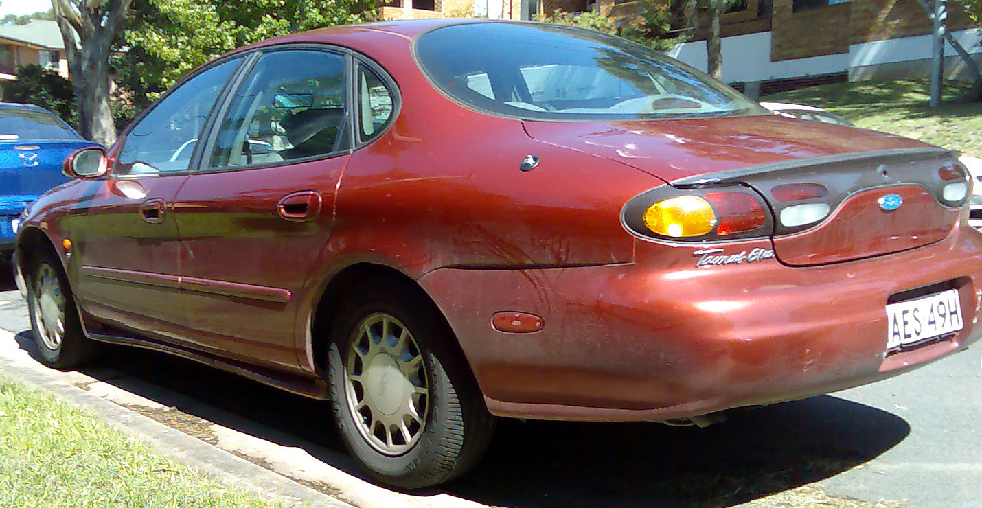 Ford Taurus 1998 photo - 7