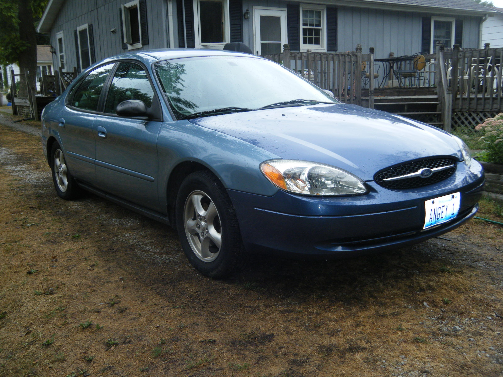 Ford Taurus 2005 photo - 5