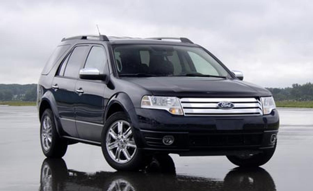 Ford Taurus 2008 photo - 8