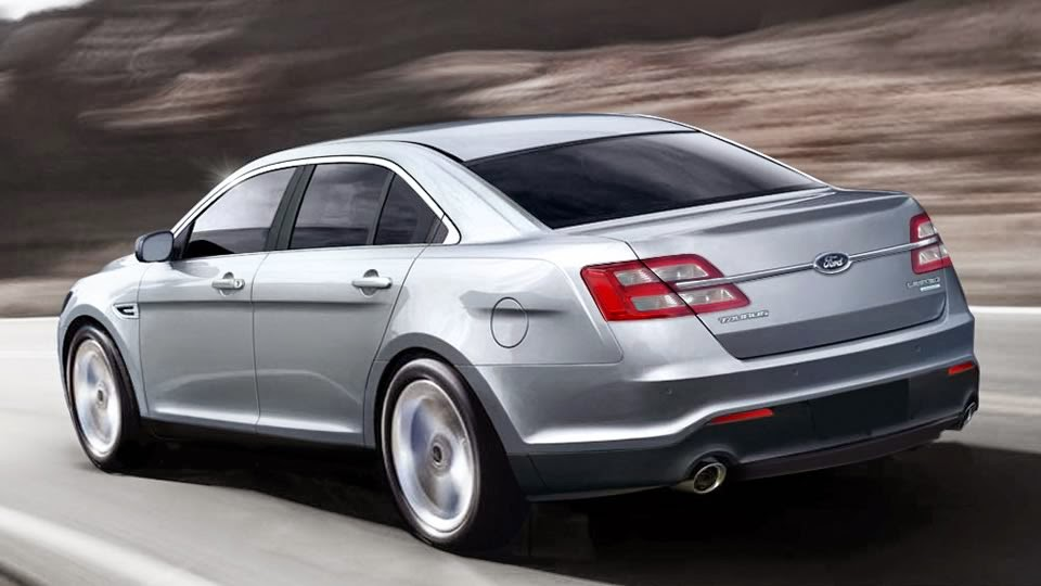 Ford Taurus 2015 photo - 2