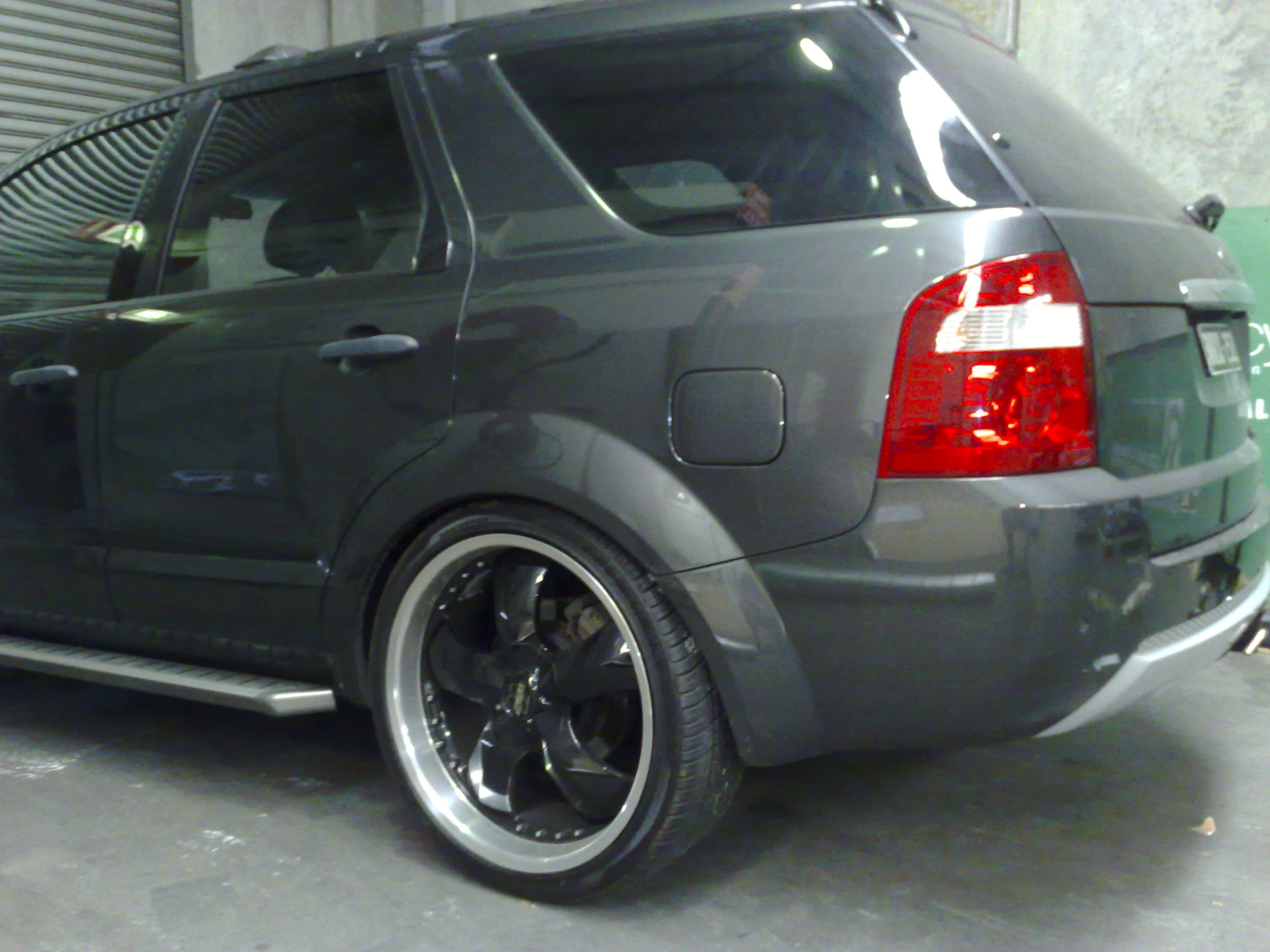 Ford Territory 2006 photo - 10