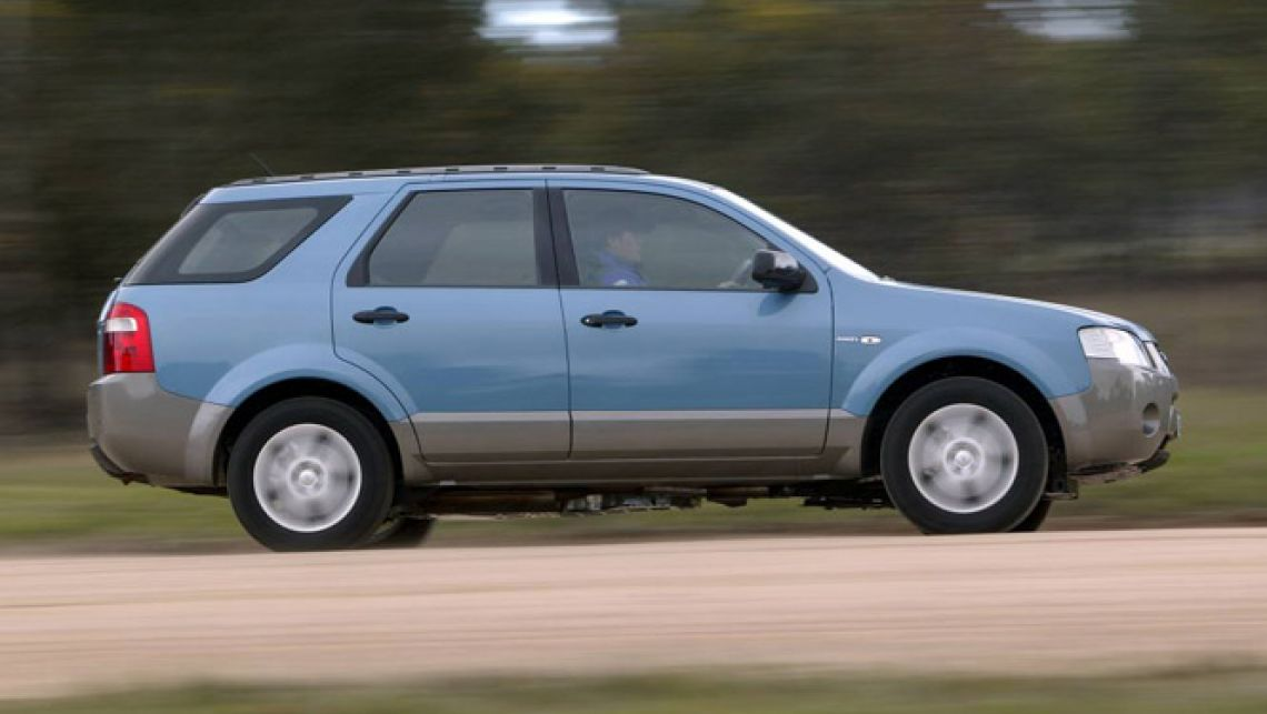 Ford Territory 2006 photo - 8