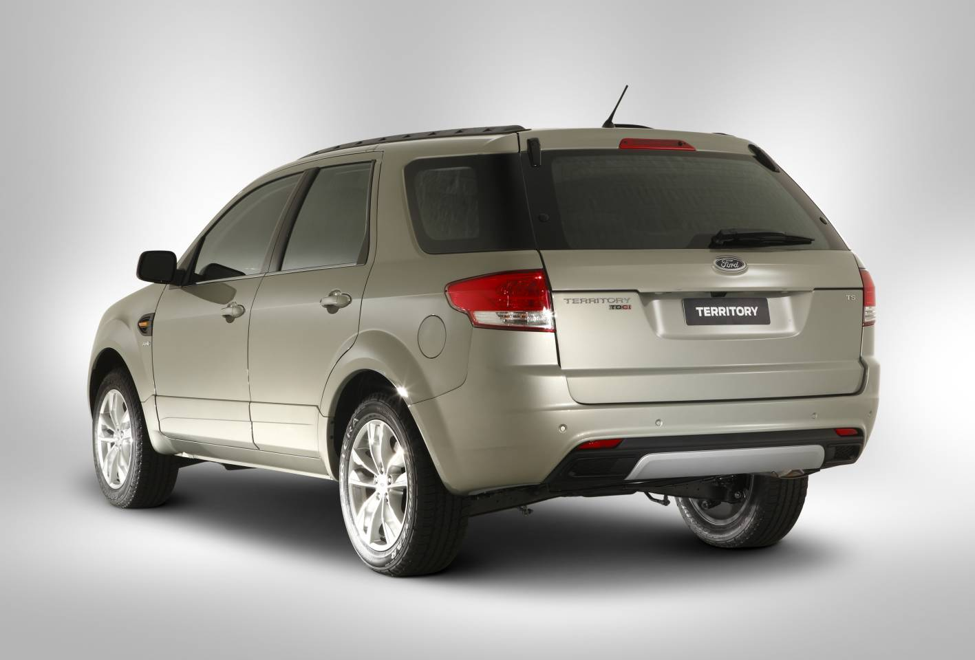Ford Territory 2011 photo - 7
