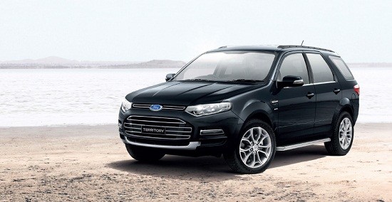 Ford territory 2013 photo - 10