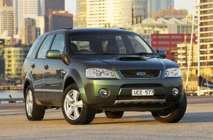 Ford territory 2013 photo - 5