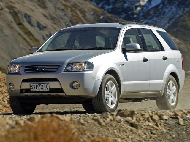 Ford territory 2013 photo - 9