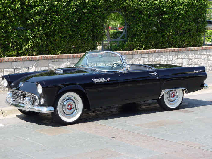 Ford Thunderbird 1954 photo - 3