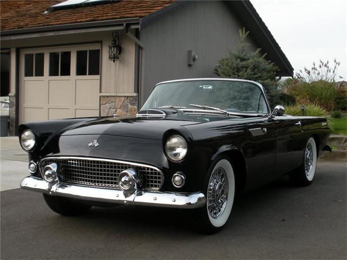 Ford Thunderbird 1954 photo - 4
