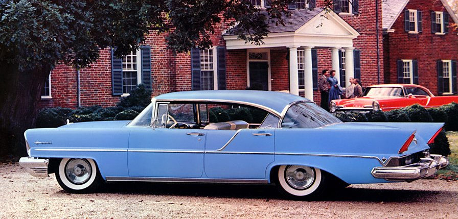 Ford Thunderbird 1954 photo - 6