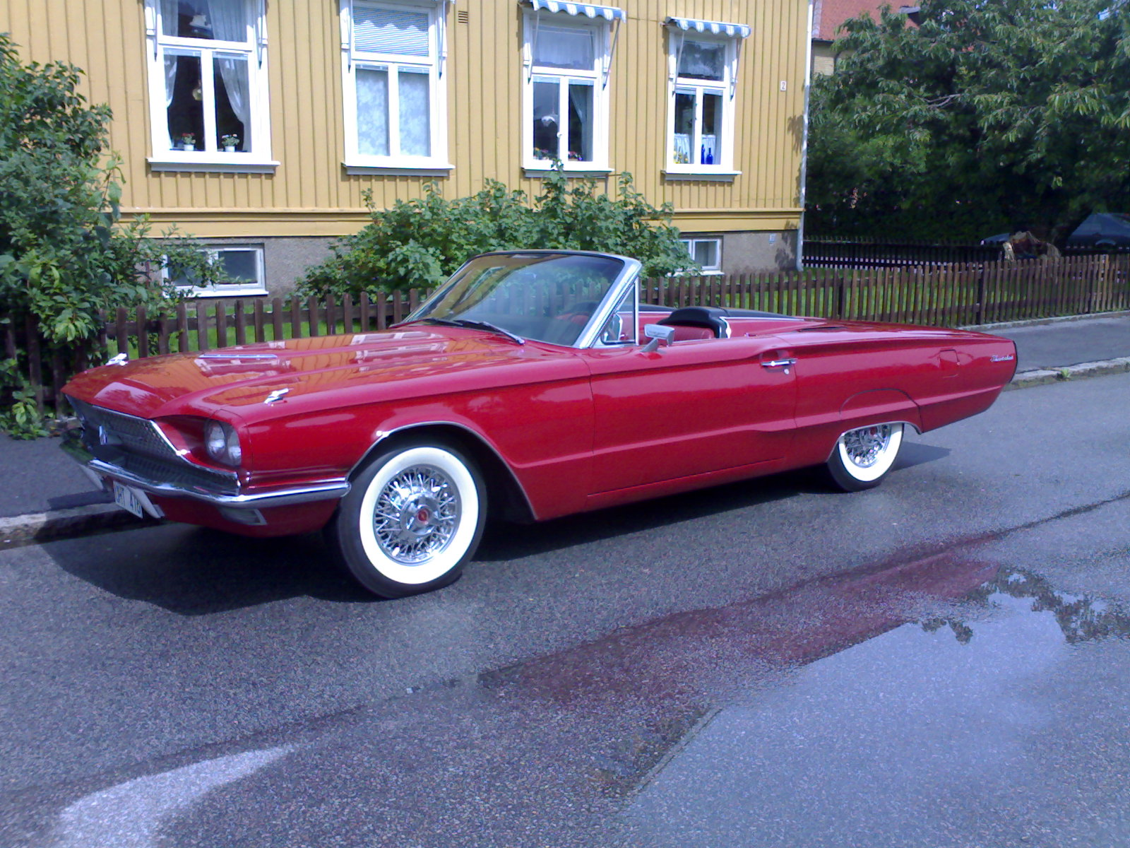 Ford Thunderbird 1966 photo - 3