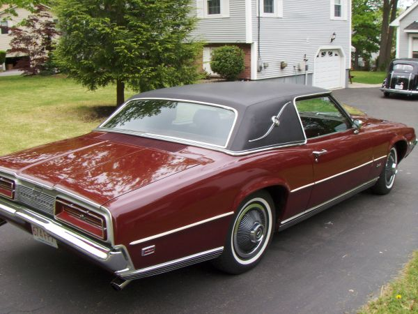 Ford thunderbird 1969 review amazing pictures and images look at the car