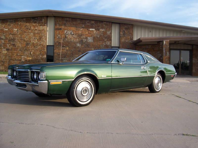 Ford Thunderbird 1973 photo - 3