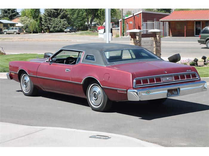 Ford Thunderbird 1974 Review Amazing Pictures And Images