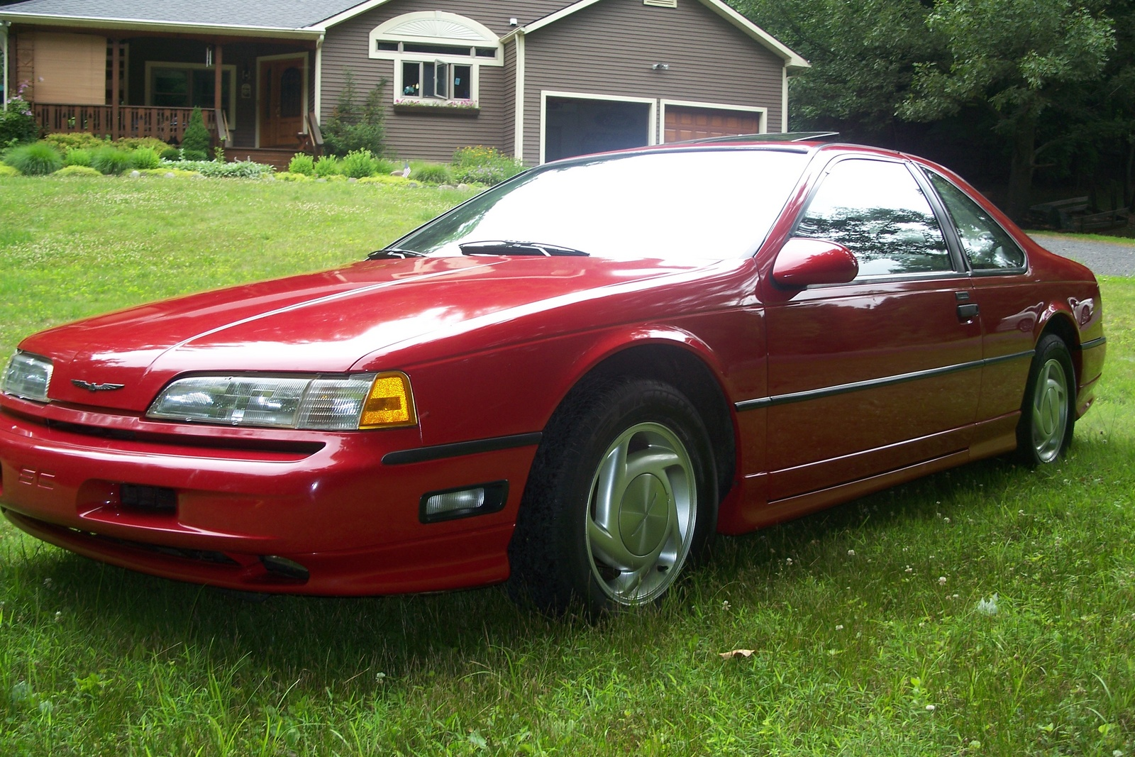 Ford Thunderbird 1989 photo - 4