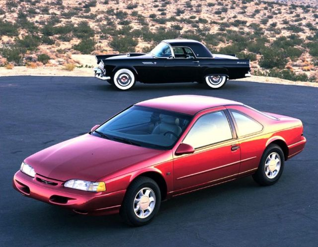 Ford Thunderbird 1989 photo - 7