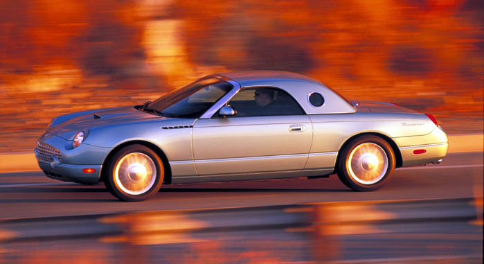 Ford Thunderbird 2001 photo - 3