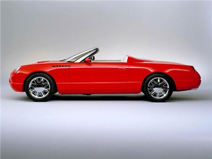 Ford Thunderbird 2001 photo - 4