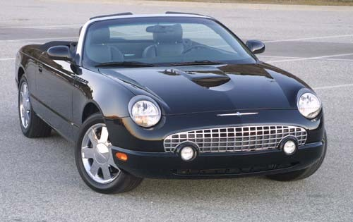 Ford Thunderbird 2003 photo - 1