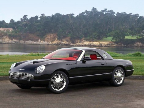 Ford Thunderbird 2010 photo - 10