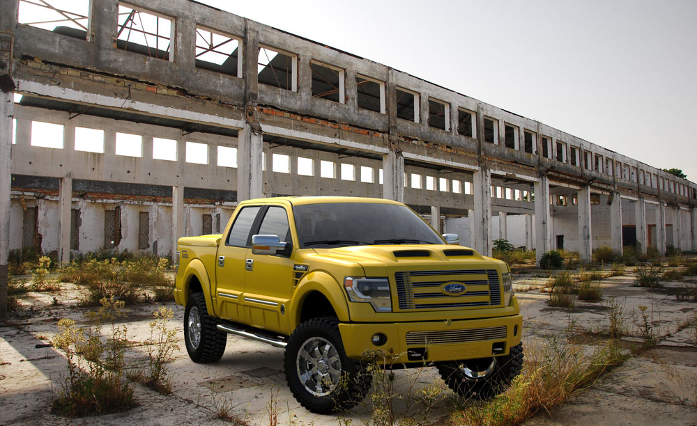 Ford Tonka 2015 photo - 2