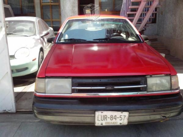 Ford Topaz 1986 photo - 5
