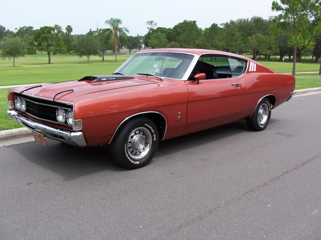 Ford Torino 1969 photo - 10