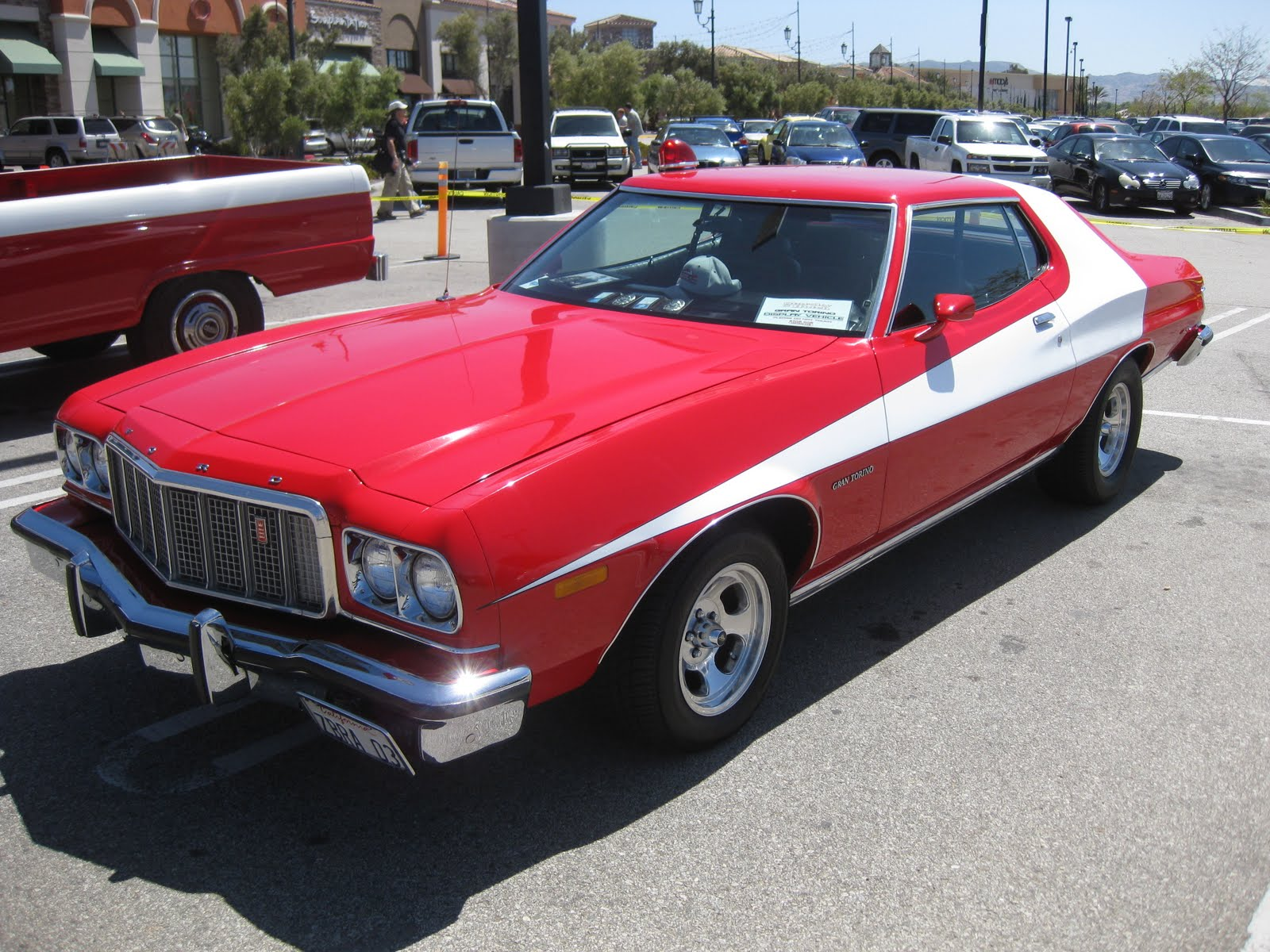 Ford Torino 1975 photo - 10