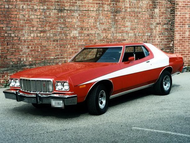 Ford Torino 1975 photo - 3