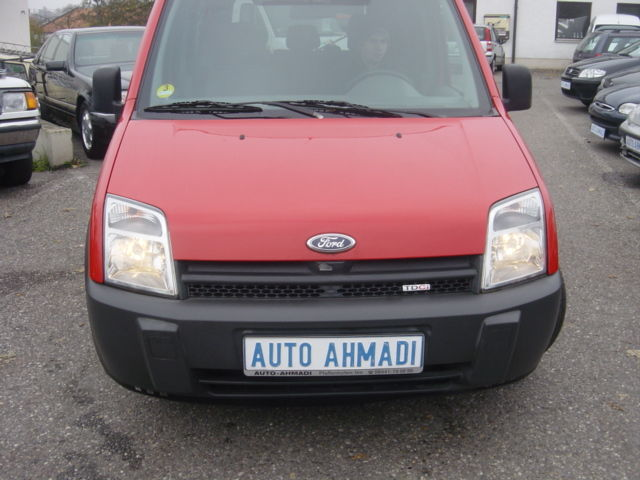 Ford Tourneo 2003 photo - 2