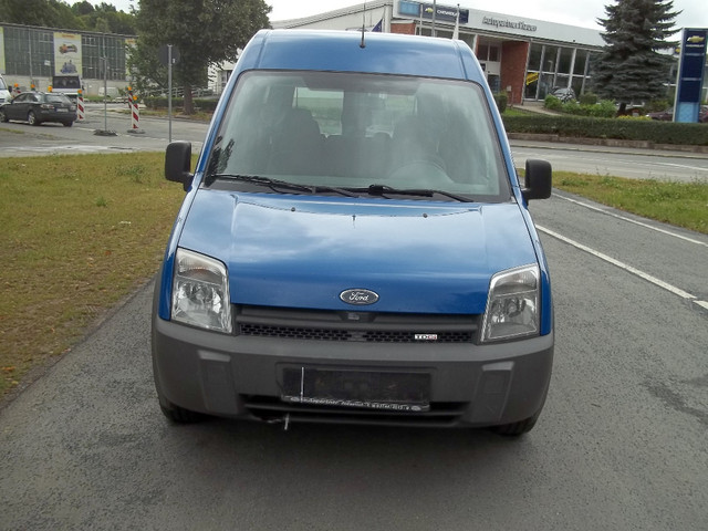 Ford Tourneo 2003 photo - 5