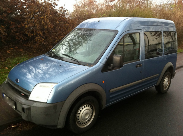Ford Tourneo 2003 photo - 7