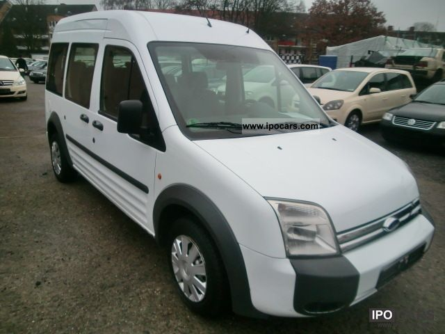 Ford Tourneo 2007 photo - 7