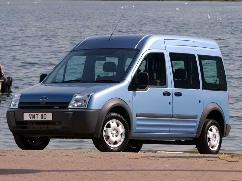 Ford Tourneo 2007 photo - 9
