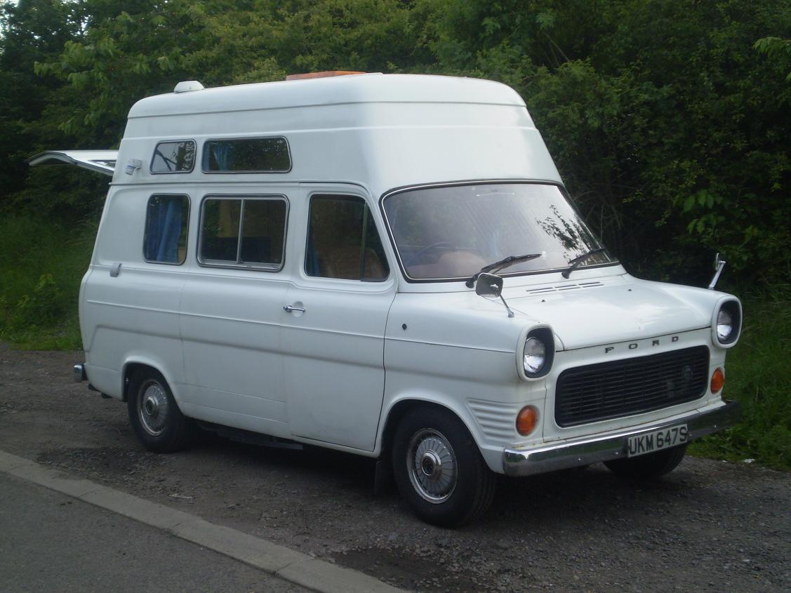 Ford Transit 1970 photo - 2