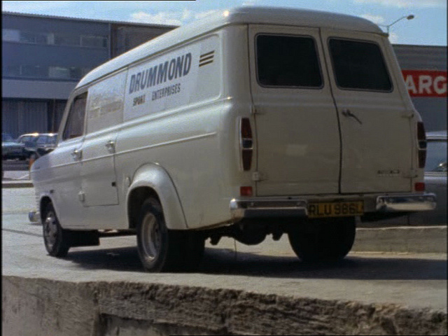 Ford Transit 1975 photo - 1