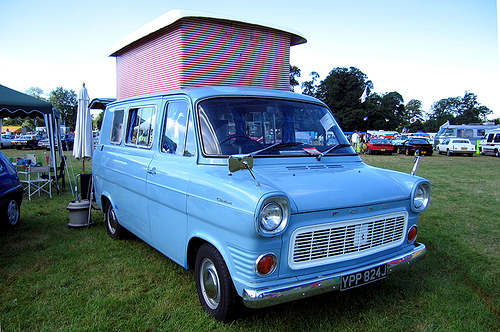 Ford Transit 1975 photo - 5