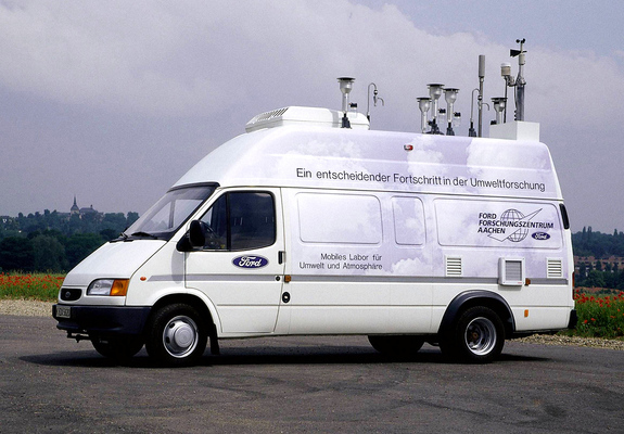 Ford Transit 1994 photo - 5
