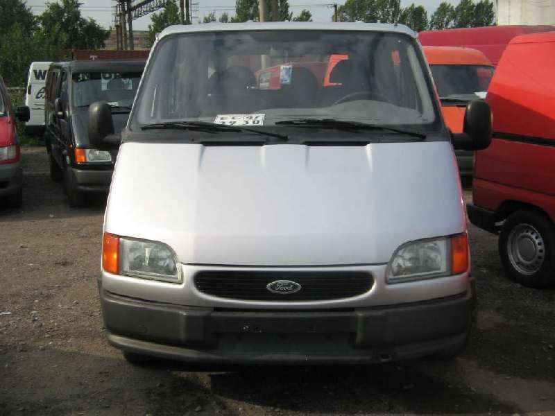 Ford Explorer 1998 >> Ford Transit 1998: Review, Amazing Pictures and Images – Look at the car