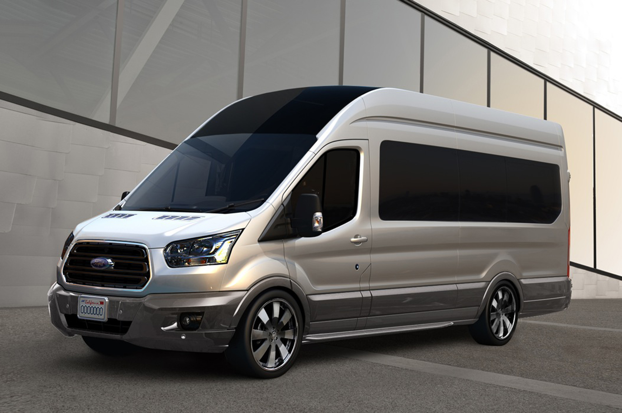 Ford Transit 2015 photo - 10