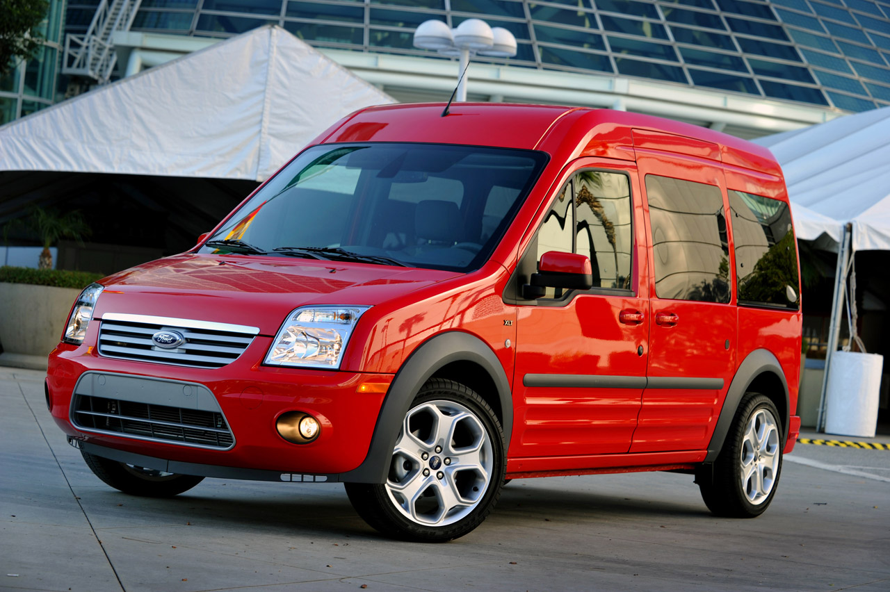 Ford Transit 2015 photo - 7
